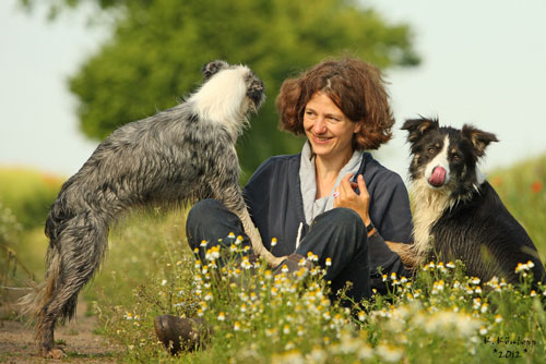 Petra Hoffmann Border Collies a Baltic Border